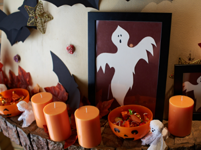 Storage Tips For Your Halloween Decorations