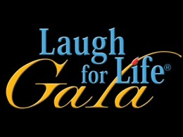 Logo for Laugh For Life Gala