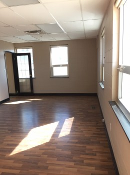 Office Rental with Laminate Flooring