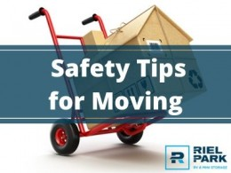 Safety Tips For Moving Safely
