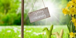 Spring Cleaning Tips & Checklist