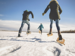 Winter Activities To Get You Moving