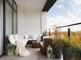 Condo Living: Getting Your Balcony Ready For Summer & Storing It In Winter